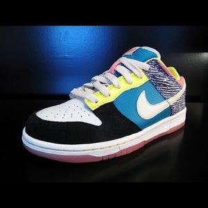 Nike Dunk Low 6.0 Radiant Emerald Womens Size 8.5
